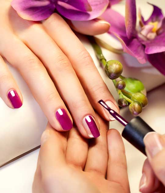 ispa Nails in Hannover - Individuelles Nageldesign